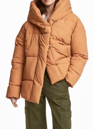 Пуховик куртка  h&m2 фото