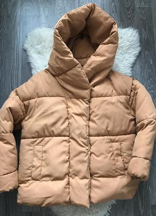 Пуховик куртка  h&m5 фото