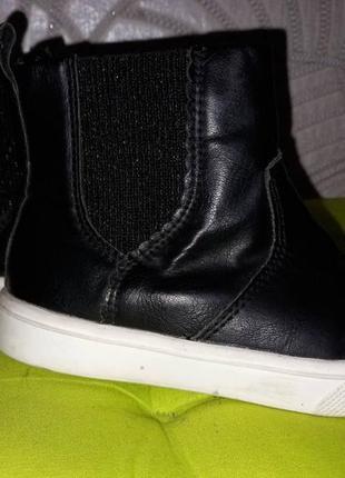 Стильные утеплённые ботиночки h&m