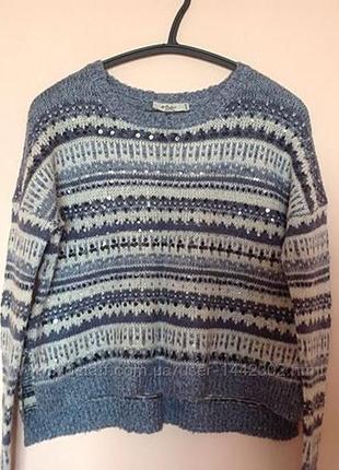 Хорошенький свитер colin's  размер s