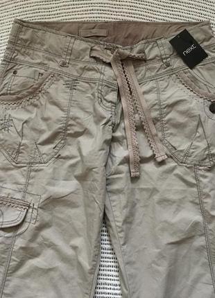 Спортивные брюки, штаны, next, 100% котон