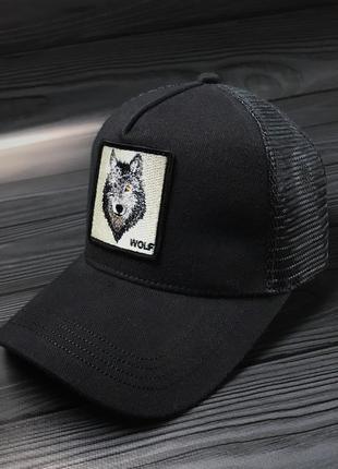 Кепка-тракер «wolf»