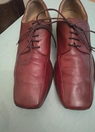 Мужские туфли,для вождения, спорта bugatti
