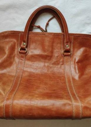 Невероятная дорожная сумка саквояж sem vaccaro.
