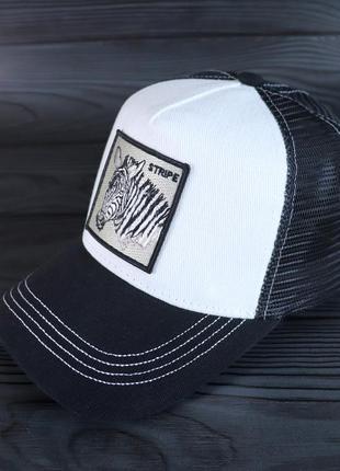 Кепка-тракер «stripe»