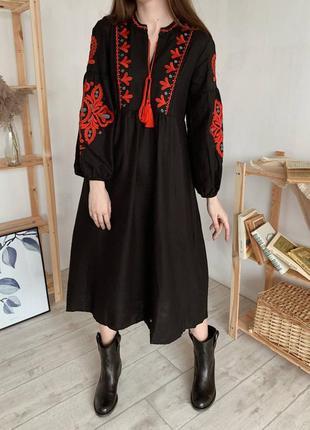 Сукня вишиванка / платье вышиванка