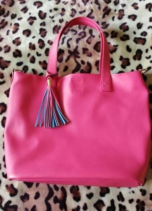 🔥яркая сумка шопер🔥👜