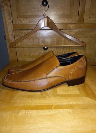 Туфлі все 100% шкіра люкс, італія