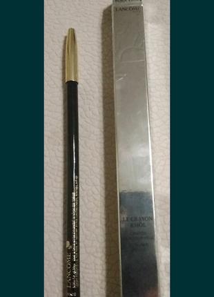 Карандаш для глаз lancome le crayon khol 1,14g