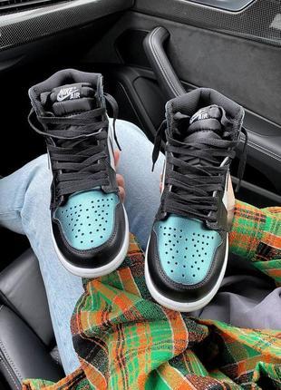 Jordan кроссовки,кросівки весна лето осень кожаные5 фото