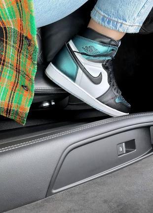 Jordan кроссовки,кросівки весна лето осень кожаные7 фото