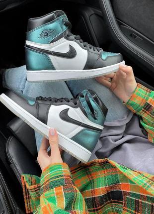Jordan кроссовки,кросівки весна лето осень кожаные2 фото