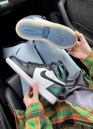 Jordan кроссовки,кросівки весна лето осень кожаные3 фото