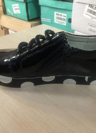 Классные лаковые туфли3 фото