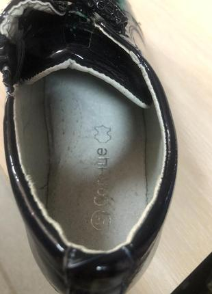 Классные лаковые туфли9 фото