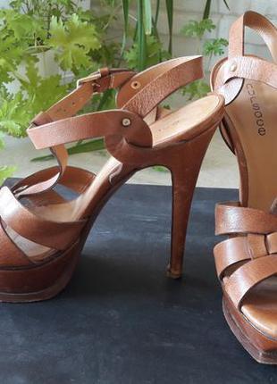 Туфли nursace