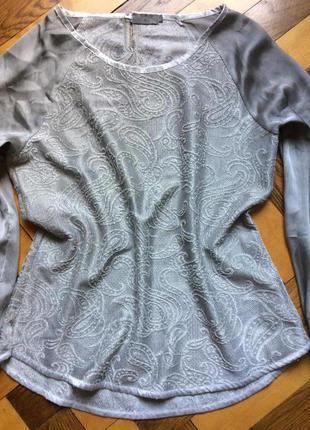 Стильная блузка jeans geisha