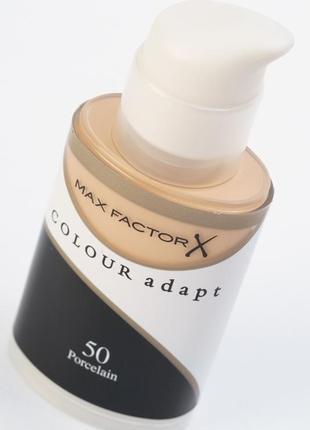 Max factor colour adapt 50 порцеляна
