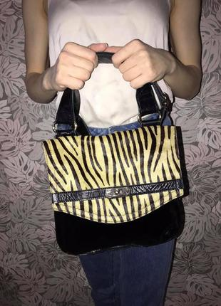 Sienna de luca стильная сумка (cos zara h&m max mara)