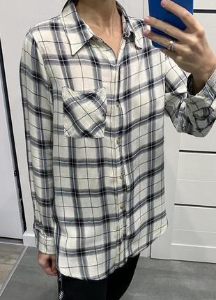 Рубашка abercrombie&fitch