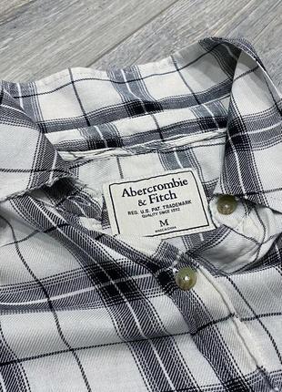Рубашка abercrombie&fitch5 фото