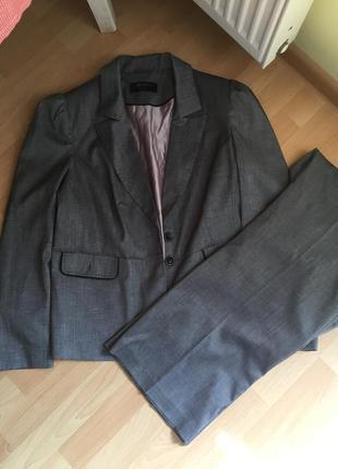 Классический костюм батал marks & spenser