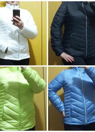 Куртка демисезонная, деми, весна осень, немецкого бренда janina