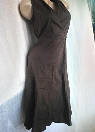 Сарафан из натуральной ткани. xanaka