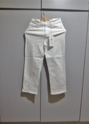 S  р акция!прямые укороченные джинсы vila