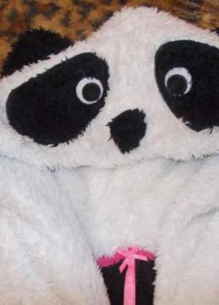 ... Пижама кигуруми слип комбинезон панда на 9-10 лет (рост 134-140см) ... 913c316966114