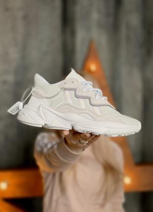 Кроссовки adidas ozweego женские/мужские купить наложенным платежом