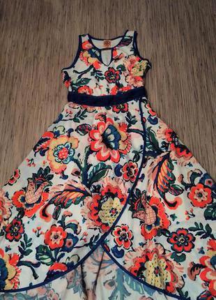 Идеальное платье из натурального шелка