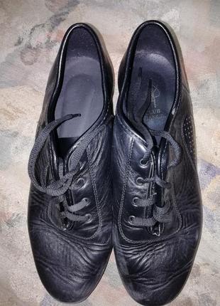 Туфли club dance для занятий танцами 39-40р