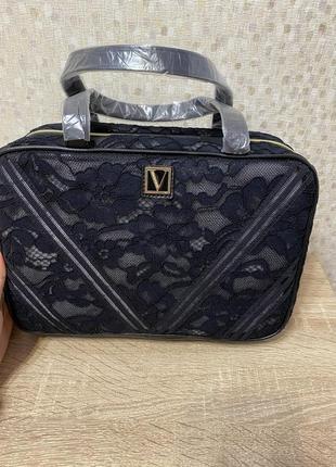 Тревел сумка victoria secret