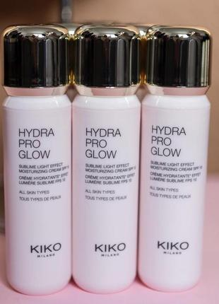 Hydra pro glow kiko milano кико