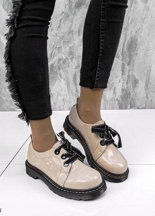 Женские туфли новинка