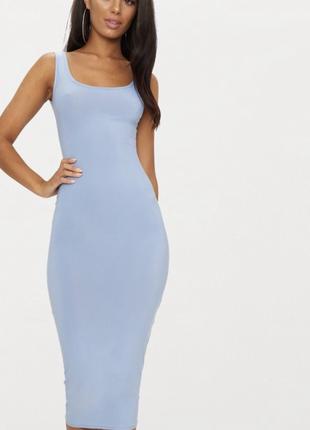 Базова сукня міді