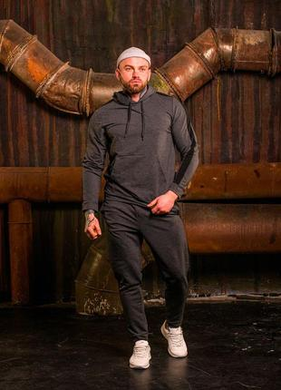 Мужской спортивный костюм asos! худи с капюшоном и штаны! демисезонный!