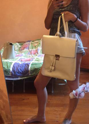 Новый рюкзак zara