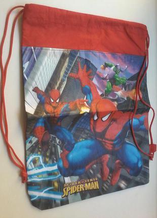 Рюкзак человек паук