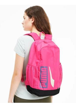 Яскравий рюкзак,puma