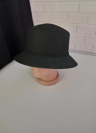 Шляпа панама 100% шерсть