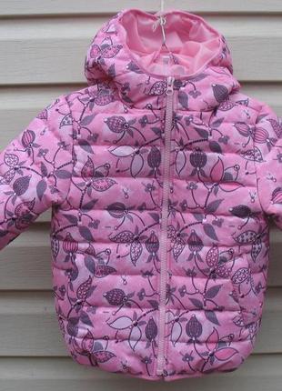 Весенняя нежность .курточка для модниц.размер 92-128