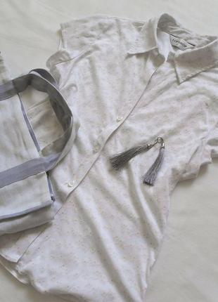 Сорочка стильная новая брендовая
