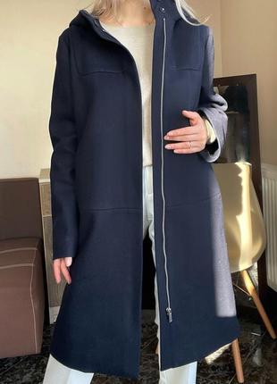Шерстяное пальто от cos
