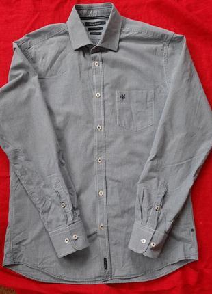 Рубашка сорочка с длинным рукавом marc o polo