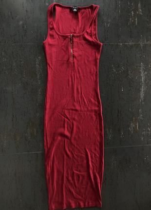 Сукня міді розмір с,м