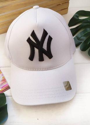 Стильная бейсболка ny, кепка