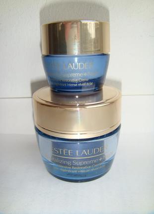 Ночной  крем для сохранения молодости кожи   estee lauder revitalizing supreme+ night