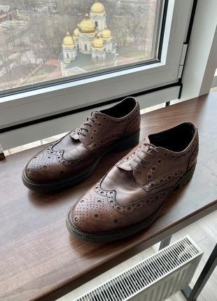 Туфли броги ботинки челси navyboot